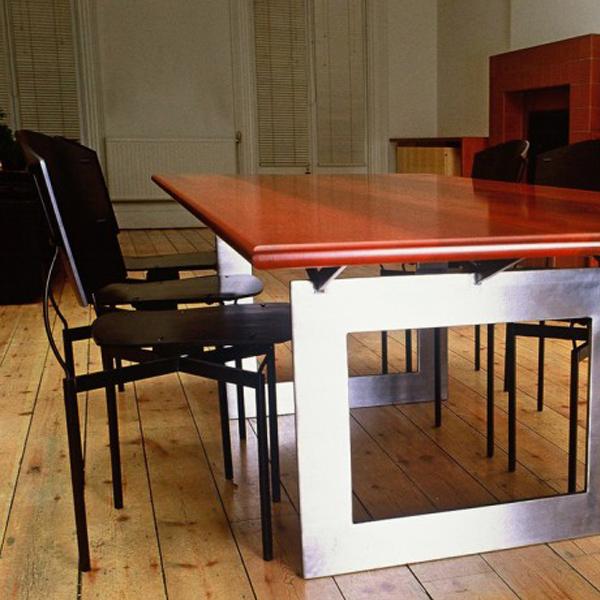 Thumbail Jarrah Table