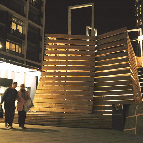 Thumbail Queensbridge Sculpture