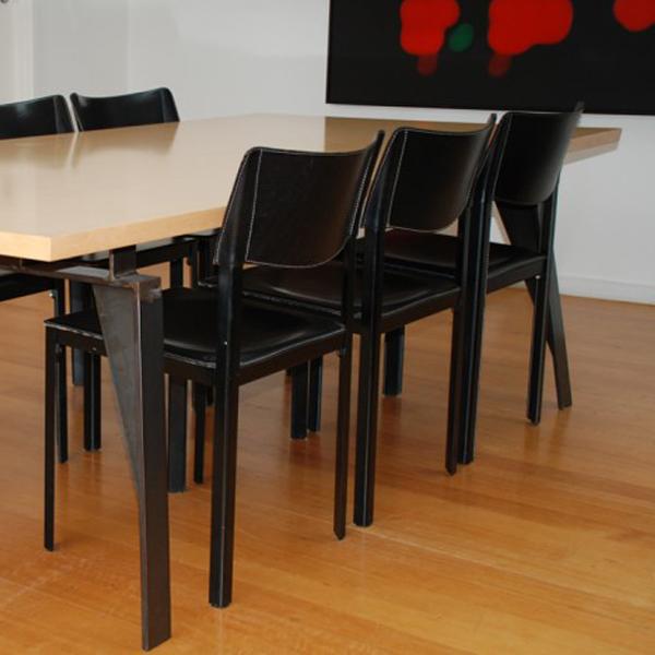 Thumbail Steel Table